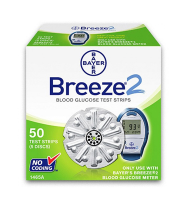 Breeze 2 Teststrips (50)